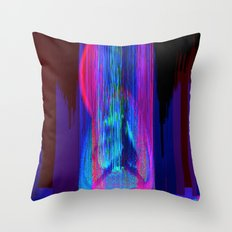 Upload Throw Pillow