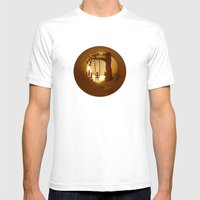 Swing (Balançoire) Mens Fitted Tee White SMALL