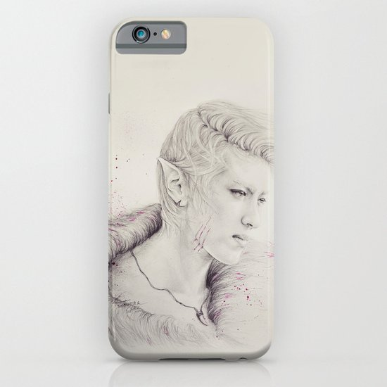 Portrait of the Wild iPhone & iPod Case