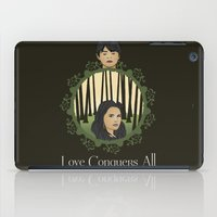 Once Upon A Time - Two H… iPad Case