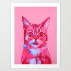 Bub - licious Art Print