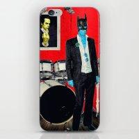 Bat-Cave iPhone & iPod Skin