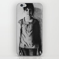 Who Is Anna? iPhone & iPod Skin