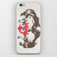 iPhone & iPod Skin featuring Medium Difficulty by Stuart Colebrook
