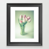 Different  Framed Art Print