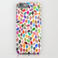 iPhone Cases featuring Rain 13 by Garima Dhawan