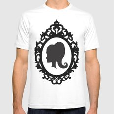 Sophie White Mens Fitted Tee SMALL