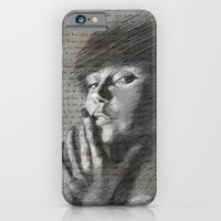 iPhone & iPod Case featuring Annie by Mike Lee