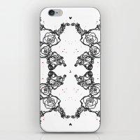 Love L iPhone & iPod Skin