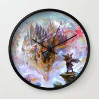 Demystify Wall Clock
