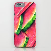 Watermelons iPhone 6 Slim Case