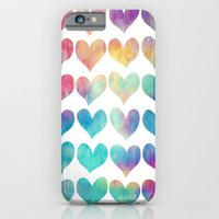A Colorful Kind Of Love  iPhone 6 Slim Case