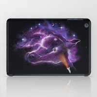 galaxy of the unicorn  iPad Case