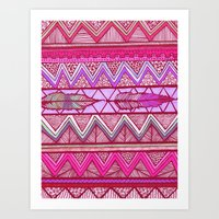Two Feathers Two... Art Print