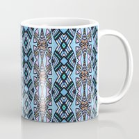 Creole Woman in Mint Mug