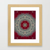Nada Brahma   Framed Art Print