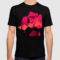 Synsyt Mens Fitted Tee Black SMALL