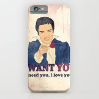 iPhone & iPod Case featuring I Want You by Darkwing Vak
