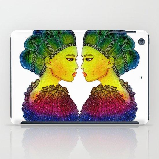 Rainbow Power Girl! iPad Case