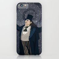 Oswald Cobblepot - The King Penguin Returns! iPhone 6 Slim Case