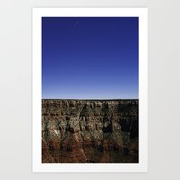 Grand Canyon 2. Art Print