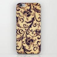 Oriental dream #7 iPhone & iPod Skin