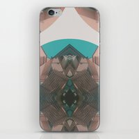 Forever More iPhone & iPod Skin