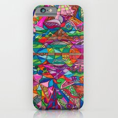 Colorful Abstract iPhone 6 Slim Case
