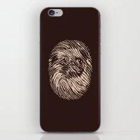 Fingerpug iPhone & iPod Skin