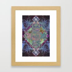 Tralaxy Framed Art Print