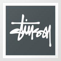 Stinson Art Print