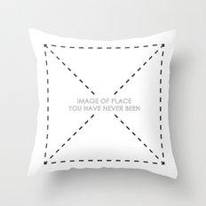 GENERIC PRINT  Throw Pillow