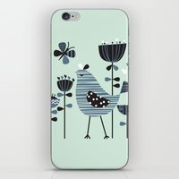 Chirpy Chirp Tweet iPhone & iPod Skin