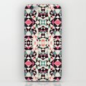 Retro Light Tribal iPhone & iPod Skin