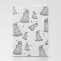 Daleks Stationery Cards