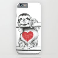 If Care Bears were sloths... iPhone 6 Slim Case