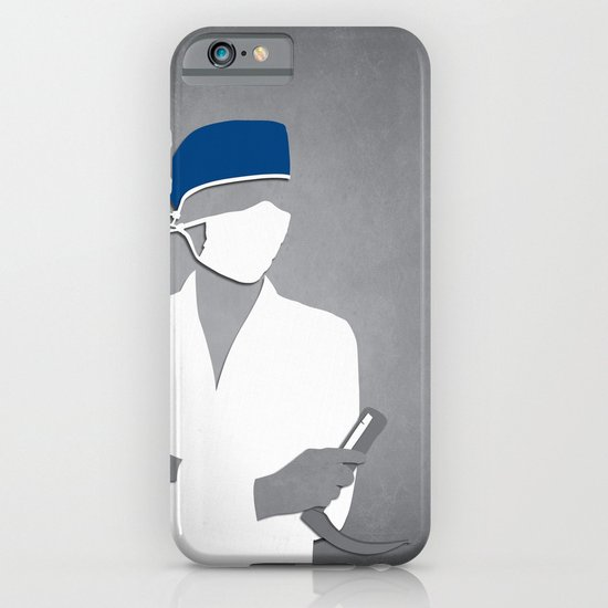 Anesthesiology iPhone & iPod Case