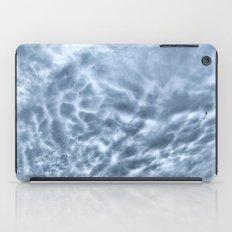 Mammatus Cloud Panorama iPad Case