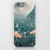Yosemite Valley - Fall C… iPhone 6 Slim Case