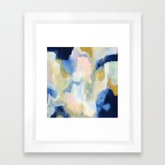 Nuve Framed Art Print