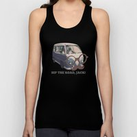 Hip The Road, Jack! Unisex Tank Top