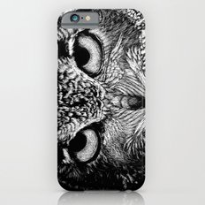 My Eyes Have Seen You (Owl) iPhone 6 Slim Case