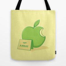 Marketing power Tote Bag