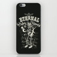 Eternal Melody Records iPhone & iPod Skin