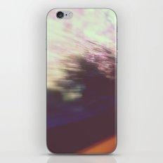 blurred vision iPhone & iPod Skin
