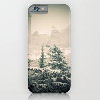 Turret in snow iPhone 6 Slim Case
