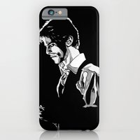 iPhone & iPod Case featuring Thin White Duke by Marion Cromb