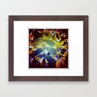 Autumnal#2 Framed Art Print