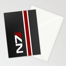 Mass Effect - N7 Hardcase Stationery Cards