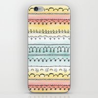 Frills & Fancies iPhone & iPod Skin